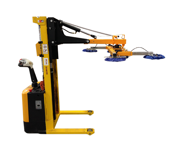 Quattrolifts Horizon Auto-Drive Portable Glass Lifter