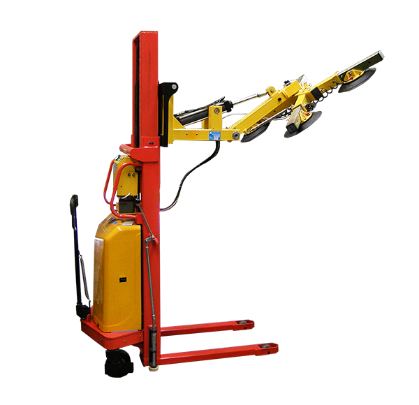 Quattrolifts Horizon glass lifter
