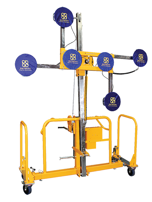 Quattrolifts Mule glass lifter