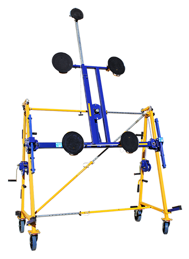Quattrolifts Nomad glass lifter